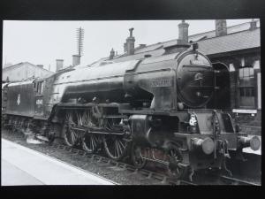 LNER No.60148 ABOYEUR Steam Locomotive RP Photocard