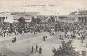 TORONTO, Ontario, PU-1906; Exhibition Grounds, Manufacturers And Ard Buildings
