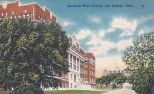 Texas San Antonio Incarnate Word College