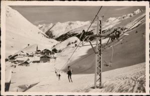 Ski Lift sonnenparadies Ober Gurgl Tirol