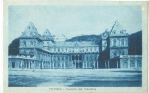 Italy, Torino, Castello del Valentino, early 1900s unused