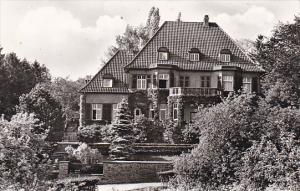 Germany Vlotho Gesamteuropaeisches Studienwerk Real Photo
