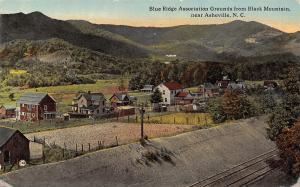 Asheville North Carolina~Blue Ridge Association Grounds~10 Houses~Garden~c1912