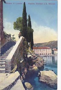Rapallo , Italy , 00-10s ; Cipressi a. S. Michele