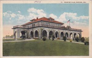 Indiana Marion Country Club 1924