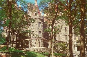 NY - Thousand Islands. Boldt Castle on Heart Island