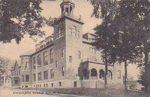 Maine Farmington Farmington Normal School