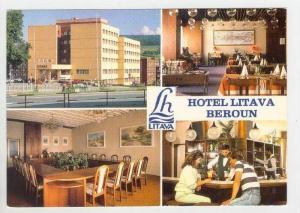 Hotel Litava Beroun, Czech Republic 60-70s