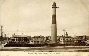 NJ - Atlantic City. Absecon Lighthouse