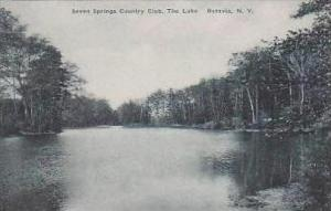 New York Batavia Seven Springs Country Club The Lake Albertype