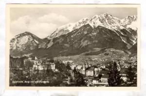 RP, Berg Isel Mit Nordkette, Innsbruck (Tirol), Austria, 1920-1940s