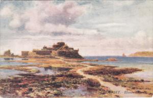 JERSEY, UK, 1900-1910´s; Elizabeth Castle