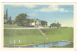 Green Gables & 9th Green Gables Golf Course, Prince Edward Island National Pa...