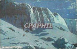 Old Postcard Niagara Falls