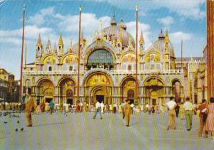 Italy Venezia Basilica San Marco