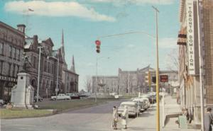 BROCKVILLE , Ontario , Canada , 1965 ; Court House avenue