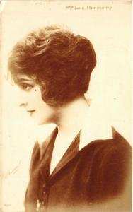 CPA Theater stars Mlle Jane Renourard . (528845)