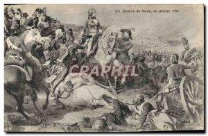 Old Postcard Napoleon 1st Battle of Rivoli January 14, 1797