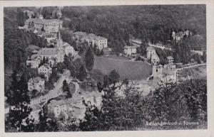 Panorama, Schlangenbad I. TAUNUS (Hesse), Germany, 1910-1920s