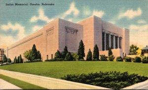 Nebraska Omaha Joslyn Memorial
