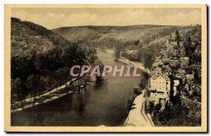 Postcard Old Udoli Dyje Znojmo