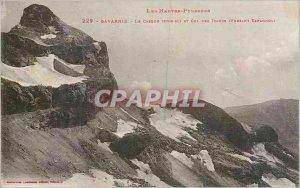 Postcard The Old Gavarnie Hautes Pyrenees The Helmet