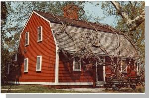 Providence,Rhode Island/RI Postcard,Ro Williams Park/Cottage