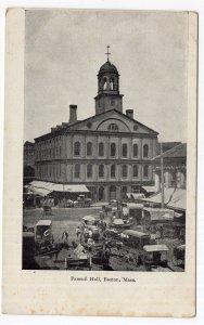 Boston, Mass, Faneuil Hall