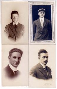 4 - RPPC, with Men