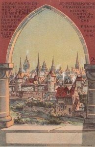FRANKFURT A. M., Germany, 1900-10s; Churches #2