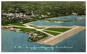 16306  FL St.Petersburg  Albert Whitted Airport