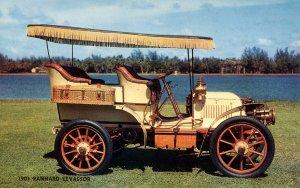 1901 Panhard Le Vassor Auto