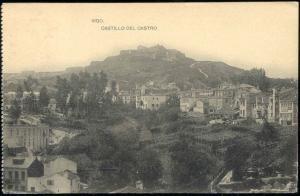 spain, VIGO, Castillo del Castro (1928) Stamp