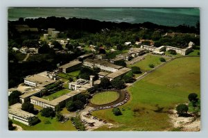 Barbados W Indies- Caribbean, University of West Indies Cave Hill ChromePostcard