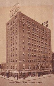 GADSDEN , Alabama, 1901-07; Hotel Reich