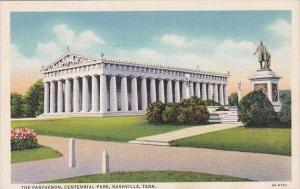 Tennessee Nashville The Parthenon Centennial Park