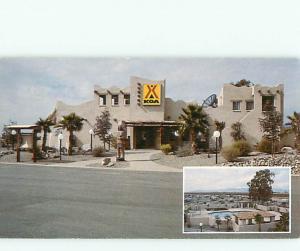 Curtis Grove KOA Goodyear Arizona Camping Spanish campgrounds  Postcard # 8898