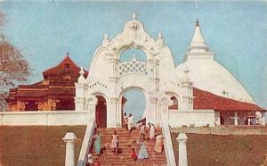 Sri Lanka Ceylon Kelaniya Buddhist Temple