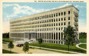 OH - Toledo. The Willys-Overland Company Office Building
