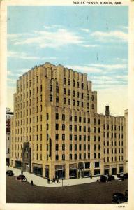 NE - Omaha. Redick Tower