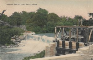 SALINA , Kansas, 1914 ; Western Star Dam