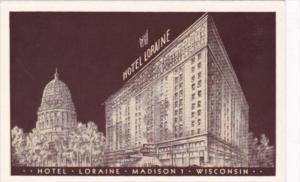 Wisconsin Madison Hotel Loraine