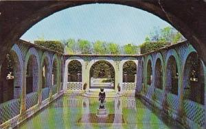 South Carolina Brookgreen Gardens Interior Garden