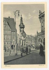 Bremen, Germany 30-40s  Roland