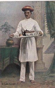 A Table Servant , India , 00-10s