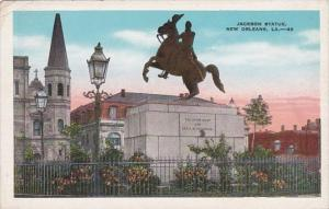 Louisiana New Orleans General Andrew Jackson Statue