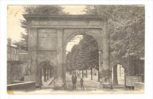 Porte De Strasbourg, Ligny-en-Barrois (Meuse), France, 1900-1910s