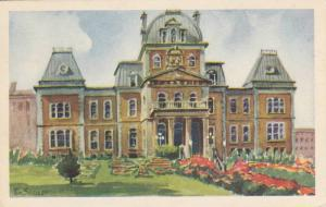 The Court House, Sherbrooke, Quebec, Canada,  PU-1965