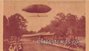Greenville, O, USA Airship