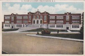 Rhode Island Providence La Salle Academy 1929